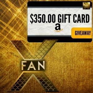 Fan. X Giveaway 2016